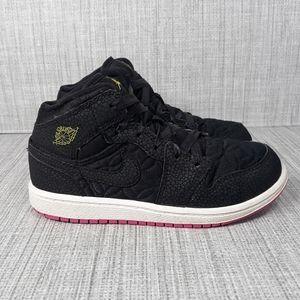 Nike Air Jordan 1 Mid Phat Sneakers Sz 13C